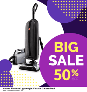 13 Best Black Friday and Cyber Monday 2020 Hoover Platinum Lightweight Vacuum Cleaner Deal Deals [Up to 50% OFF]