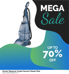 9 Best Black Friday and Cyber Monday Hoover Steamvac Carpet Vacuum Cleaner Deal Deals 2020 [Up to 40% OFF]