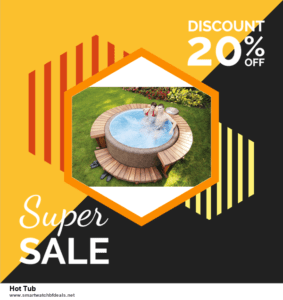 13 Exclusive Black Friday and Cyber Monday Hot Tub Deals 2020