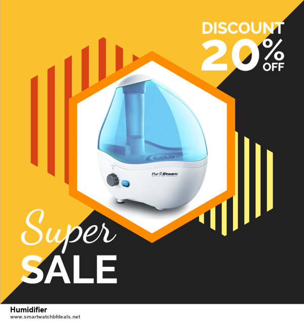 13 Exclusive Black Friday and Cyber Monday Humidifier Deals 2020