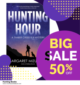 List of 10 Best Black Friday and Cyber Monday Hunting Books Deals 2020