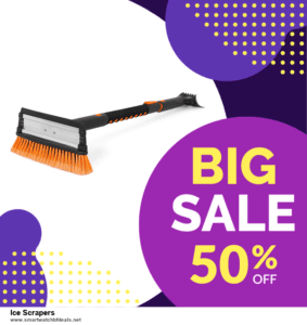 9 Best Black Friday and Cyber Monday Ice Scrapers Deals 2020 [Up to 40% OFF]