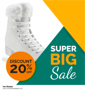 7 Best Ice Skates Black Friday 2020 and Cyber Monday Deals [Up to 30% Discount]