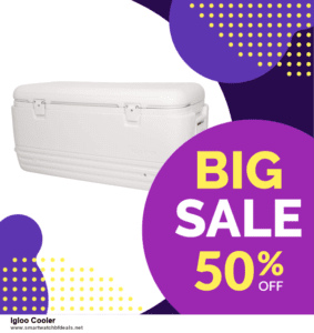 9 Best Black Friday and Cyber Monday Igloo Cooler Deals 2020 [Up to 40% OFF]