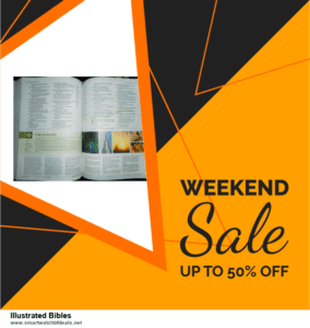 10 Best Black Friday 2020 and Cyber Monday  Illustrated Bibles Deals | 40% OFF
