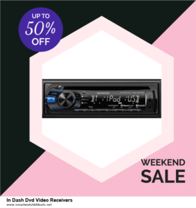 13 Best Black Friday and Cyber Monday 2020 In Dash Dvd Video Receivers Deals [Up to 50% OFF]