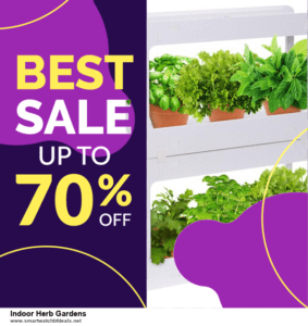 13 Best Black Friday and Cyber Monday 2020 Indoor Herb Gardens Deals [Up to 50% OFF]