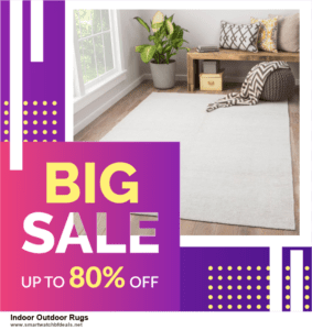 5 Best Indoor Outdoor Rugs Black Friday 2020 and Cyber Monday Deals & Sales