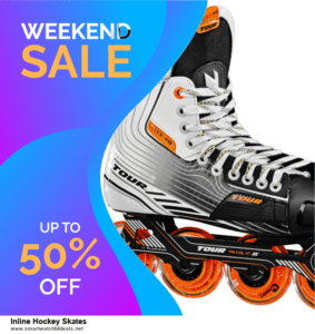 6 Best Inline Hockey Skates Black Friday 2020 and Cyber Monday Deals | Huge Discount