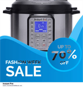 9 Best Black Friday and Cyber Monday Instant Pot Deals 2020 [Up to 40% OFF]