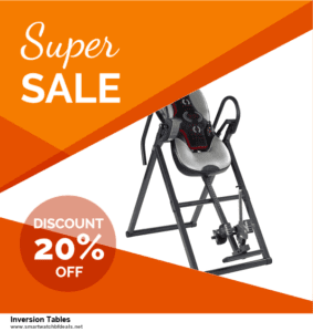 6 Best Inversion Tables Black Friday 2020 and Cyber Monday Deals | Huge Discount