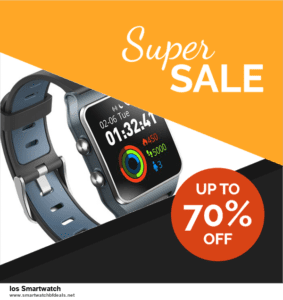 Top 5 Black Friday and Cyber Monday Ios Smartwatch Deals 2020 Buy Now