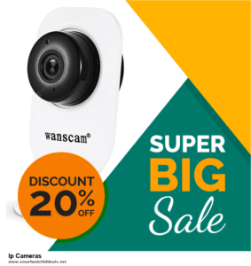 Top 5 Black Friday and Cyber Monday Ip Cameras Deals 2020 Buy Now