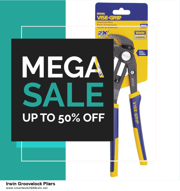 Top 5 Black Friday and Cyber Monday Irwin Groovelock Pliers Deals 2020 Buy Now