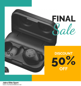 13 Exclusive Black Friday and Cyber Monday Jabra Elite Sport Deals 2020
