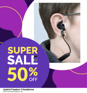 5 Best Jaybird Freedom 2 Headphone Black Friday 2020 and Cyber Monday Deals & Sales