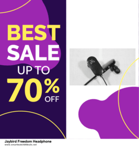 6 Best Jaybird Freedom Headphone Black Friday 2020 and Cyber Monday Deals | Huge Discount