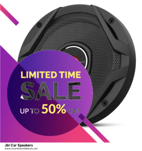 List of 10 Best Black Friday and Cyber Monday Jbl Car Speakers Deals 2021