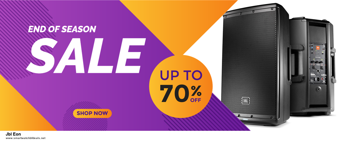 10 Best Black Friday 2020 and Cyber Monday Jbl Eon Deals | 40% OFF