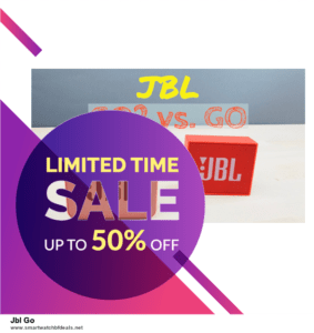 9 Best Black Friday and Cyber Monday Jbl Go Deals 2020 [Up to 40% OFF]