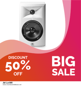 Top 5 Black Friday 2021 and Cyber Monday Jbl Lsr305 Deals [Grab Now]