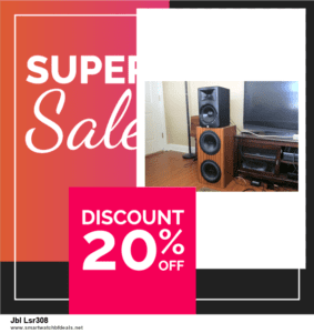 List of 10 Best Black Friday and Cyber Monday Jbl Lsr308 Deals 2020