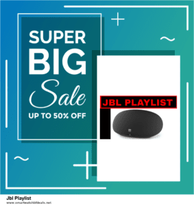 10 Best Jbl Playlist Black Friday 2020 and Cyber Monday Deals Discount Coupons