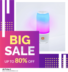 9 Best Black Friday and Cyber Monday Jbl Pulse 3 Deals 2020 [Up to 40% OFF]
