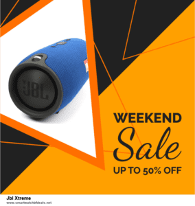 Top 11 Black Friday and Cyber Monday Jbl Xtreme 2020 Deals Massive Discount
