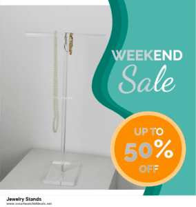 Top 5 Black Friday 2020 and Cyber Monday Jewelry Stands Deals [Grab Now]