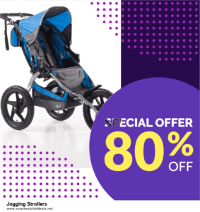 6 Best Jogging Strollers Black Friday 2020 and Cyber Monday Deals | Huge Discount