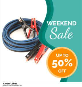 10 Best Jumper Cables Black Friday 2020 and Cyber Monday Deals Discount Coupons