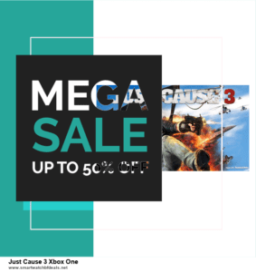 6 Best Just Cause 3 Xbox One Black Friday 2020 and Cyber Monday Deals | Huge Discount