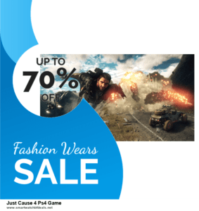9 Best Black Friday and Cyber Monday Just Cause 4 Ps4 Game Deals 2020 [Up to 40% OFF]
