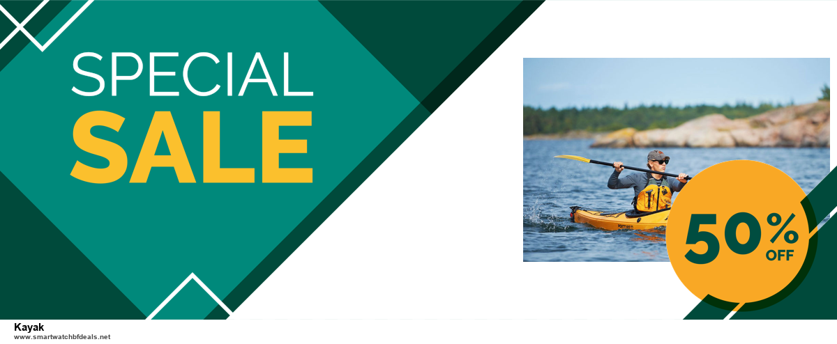 9 Best Black Friday and Cyber Monday Kayak Deals 2020 [Up to 40% OFF]