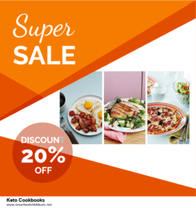 Top 5 Black Friday and Cyber Monday Keto Cookbooks Deals 2020 Buy Now