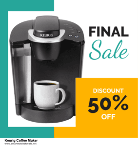 5 Best Keurig Coffee Maker Black Friday 2020 and Cyber Monday Deals & Sales