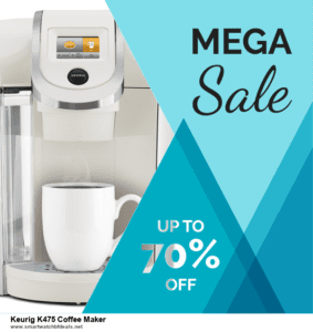 Top 5 Black Friday and Cyber Monday Keurig K475 Coffee Maker Deals 2020 Buy Now