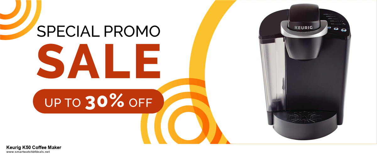 9 Best Black Friday and Cyber Monday Keurig K50 Coffee Maker Deals 2020 [Up to 40% OFF]