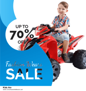 9 Best Kids Atv Black Friday 2020 and Cyber Monday Deals Sales