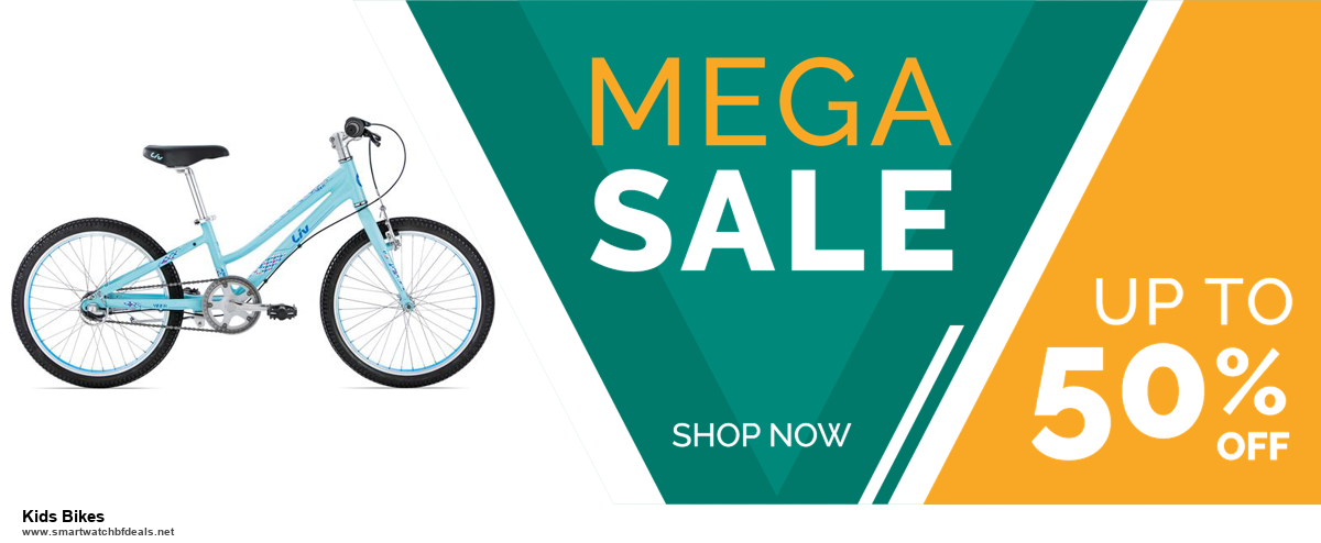 List of 6 Kids Bikes Black Friday 2020 and Cyber MondayDeals [Extra 50% Discount]