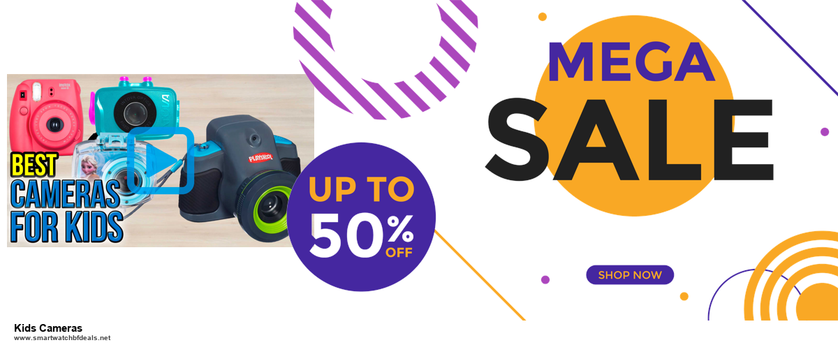 10 Best Black Friday 2020 and Cyber Monday Kids Cameras Deals   40% OFF