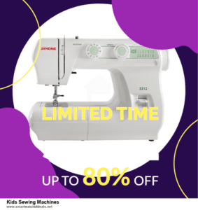 Top 10 Kids Sewing Machines Black Friday 2020 and Cyber Monday Deals