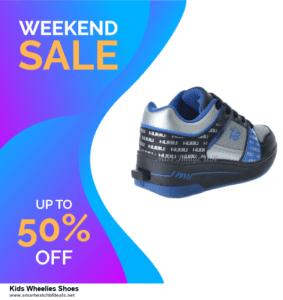 Top 10 Kids Wheelies Shoes Black Friday 2020 and Cyber Monday Deals