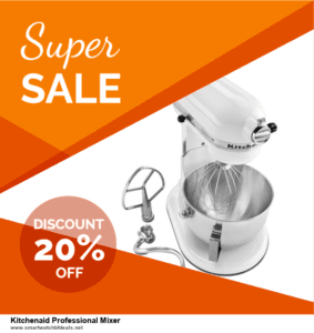 Top 5 Black Friday and Cyber Monday Kitchenaid Professional Mixer Deals 2020 Buy Now