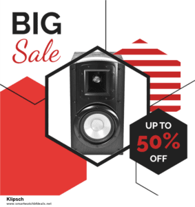 13 Best Black Friday and Cyber Monday 2020 Klipsch Deals [Up to 50% OFF]