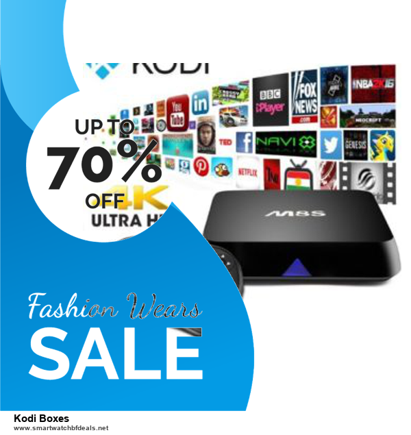 10 Best Kodi Boxes Black Friday 2020 and Cyber Monday Deals Discount Coupons