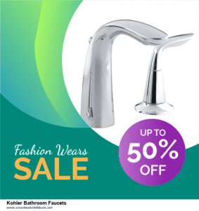 List of 10 Best Black Friday and Cyber Monday Kohler Bathroom Faucets Deals 2020