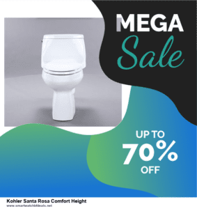 Top 5 Black Friday and Cyber Monday Kohler Santa Rosa Comfort Height Deals 2020 Buy Now