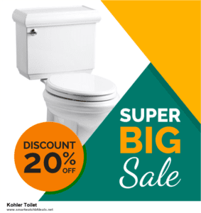 10 Best Black Friday 2020 and Cyber Monday  Kohler Toilet Deals | 40% OFF